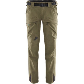 Klättermusen M's Gere 2.0 Pants Short Dusty Green